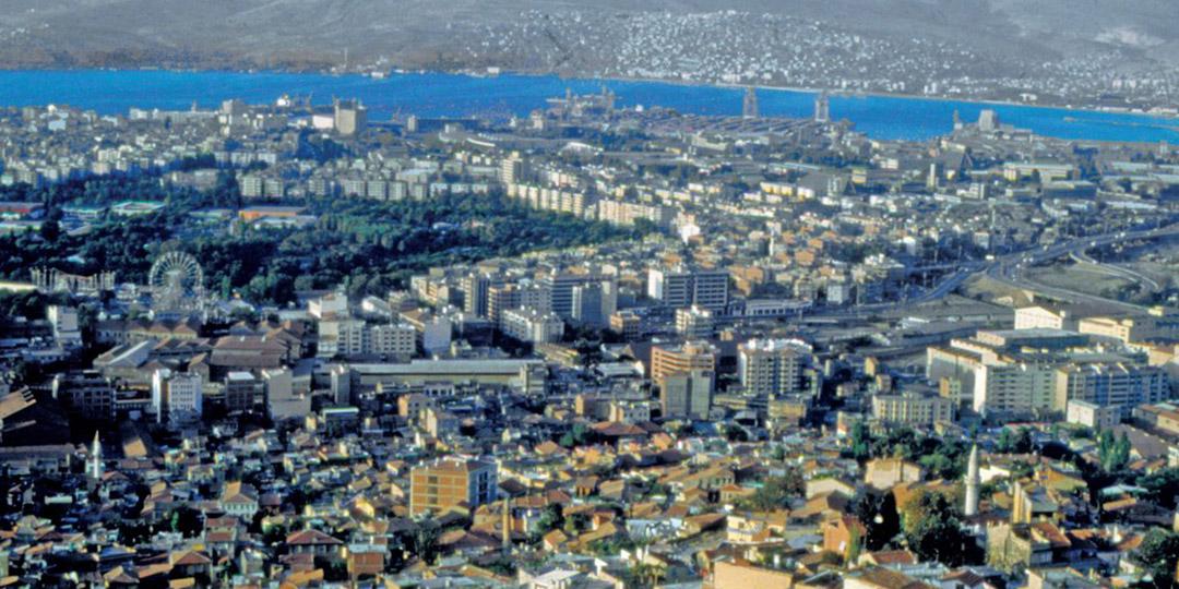 İzmir'de Konut Satışları Yüzde 21,5 Arttı
