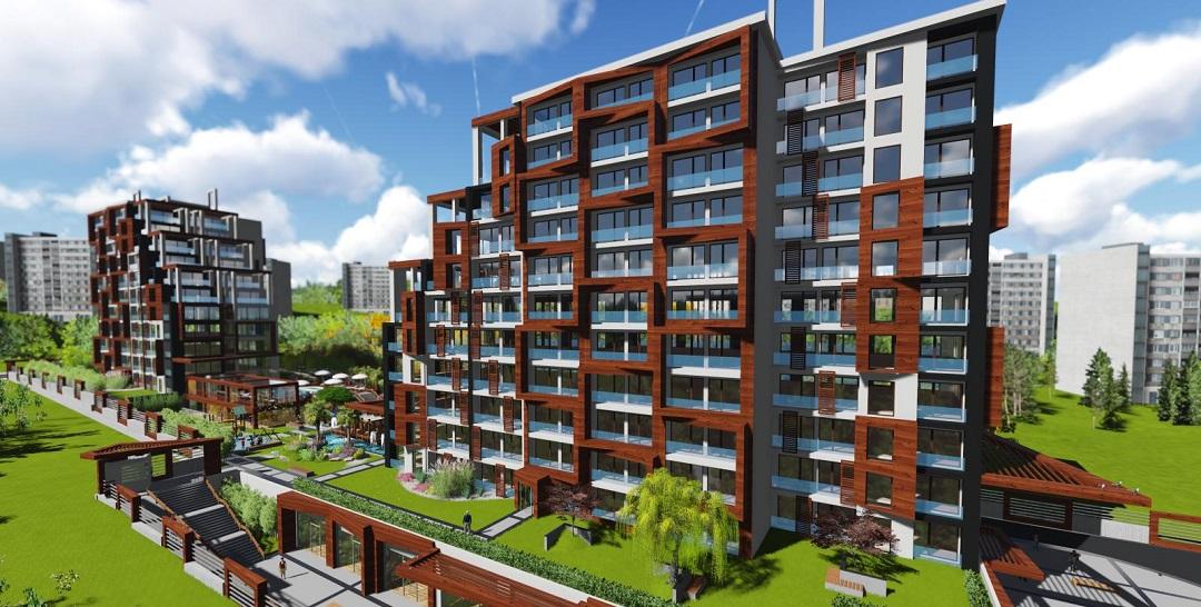 Arena Nüans projesi Esenyurt'ta Yükselecek