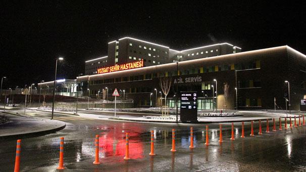 Yozgat Şehir Hastanesi Yarın Açılıyor