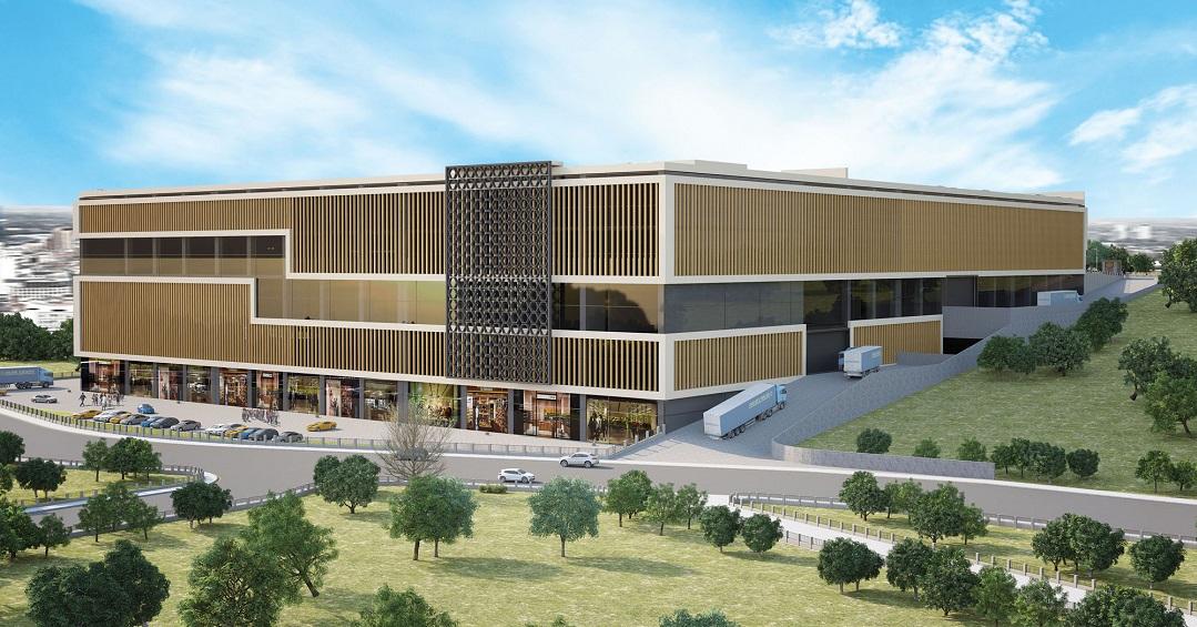 Modern Sanayi Merkezi Esenyurt'ta Yükseliyor