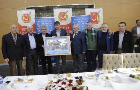 Antalya Cumhuriyet Meydanı Yenileme Projesi Tanıtıldı!