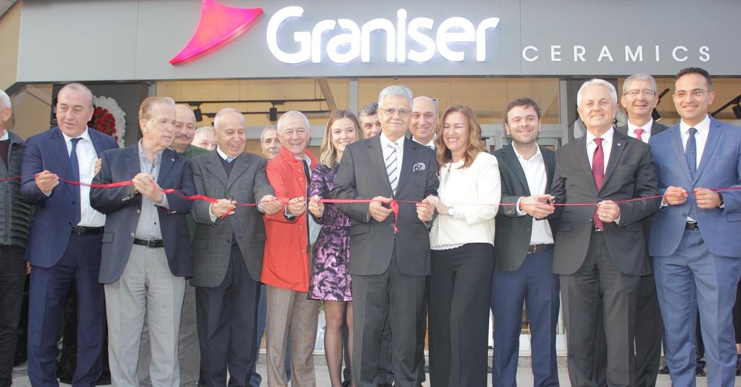 GC Seramik ve İnşaat Malzemeleri Showroomu Açıldı