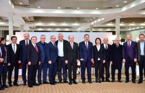 İstanbul'daki Kentsel Dönüşüm Çalışmaları Masaya Yatırıldı!