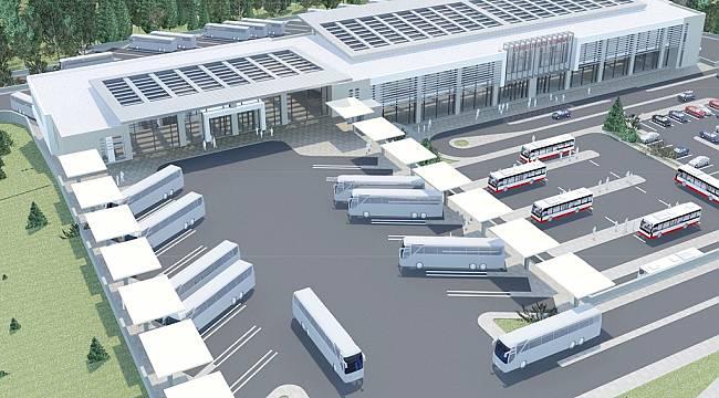 Çorlu Otobüs Terminali İnşaatında Son Durum