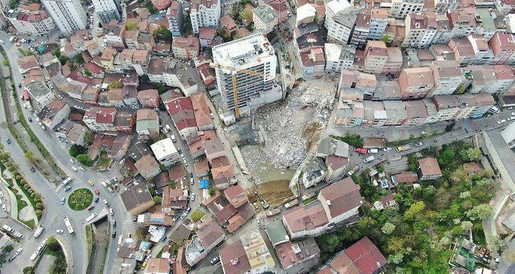 TOKİ'den Kağıthane Yahya Kemal Mahallesine 694 Konutluk Yeni Proje