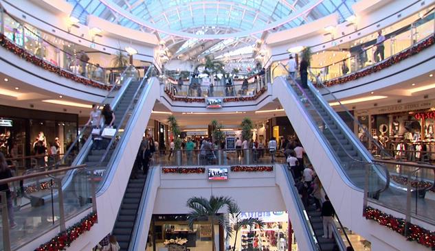 Haziranda AVM'lerin Cirosu Yüzde 13,5 Arttı