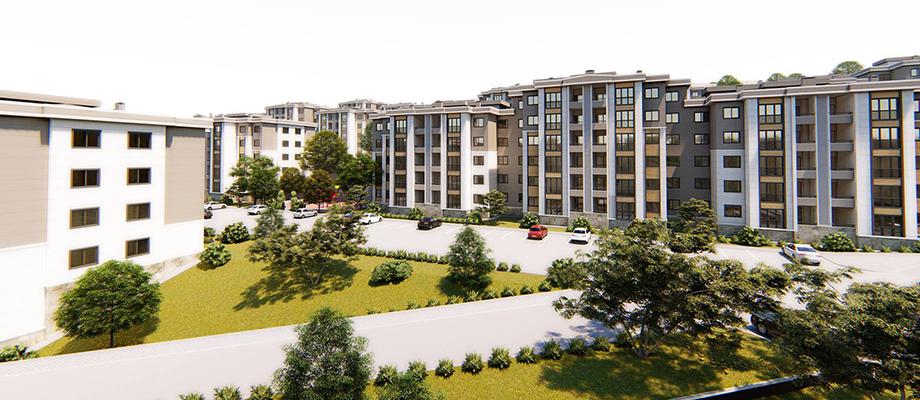 TOKİ Zeytinburnu Beştelsiz projesi 2020