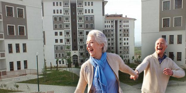 Evi Olmayan Emekliye TOKİ'nin Desteği Artacak
