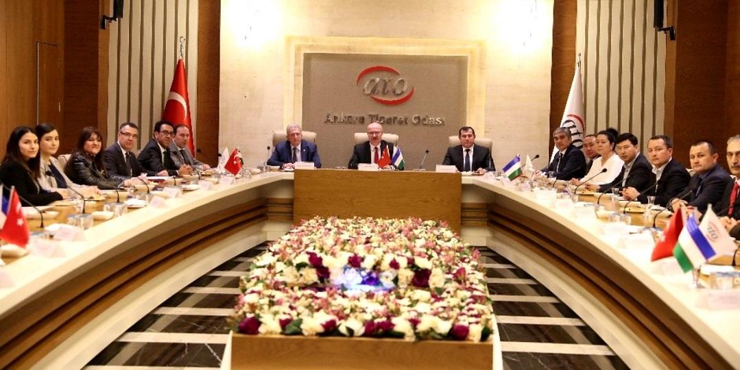 Türk Müteahhit ve Müşavirlik Firmalarına Özbekistan Daveti