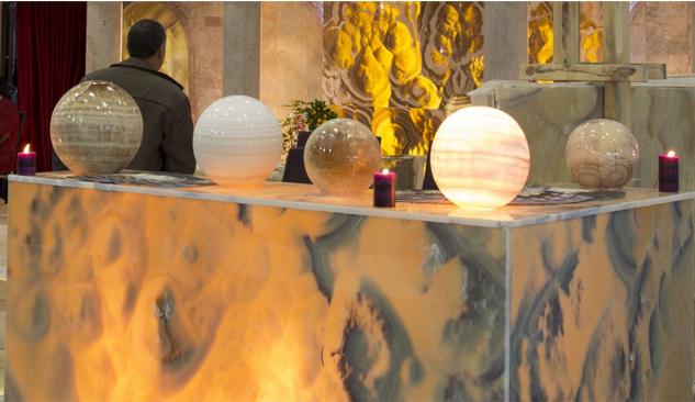 Marble Doğal Taş Tasarımcılarına Fırsat Yaratacak
