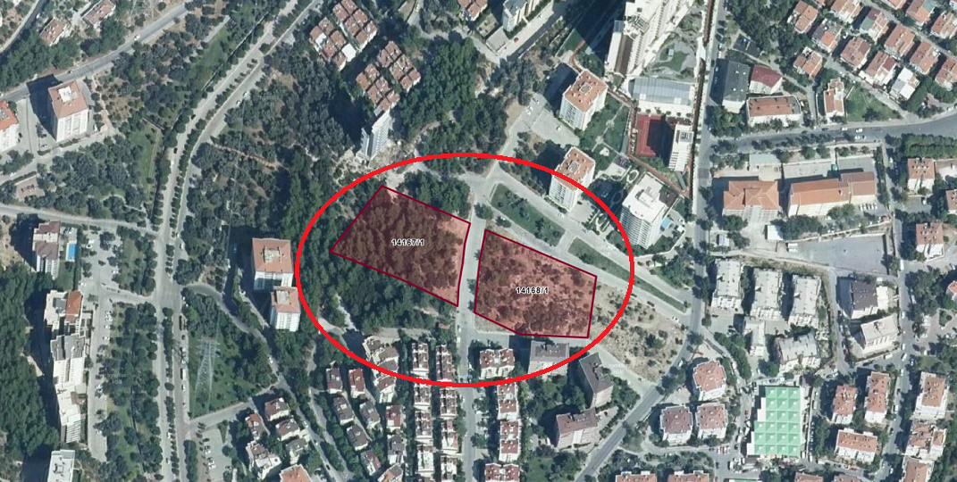 İzmir Büyükşehir Belediyesi'nden 60 Milyon TL'ye Satılık 5 Arsa