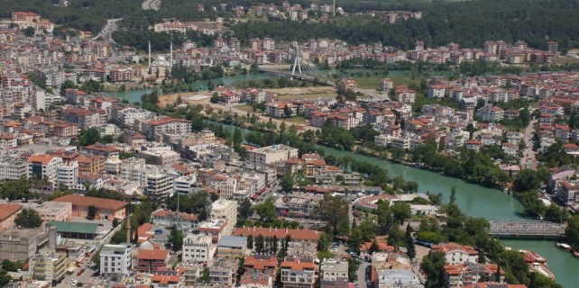 Antalya Manavgat'ta 6,5 Milyon TL'ye Satılık 7 Arsa