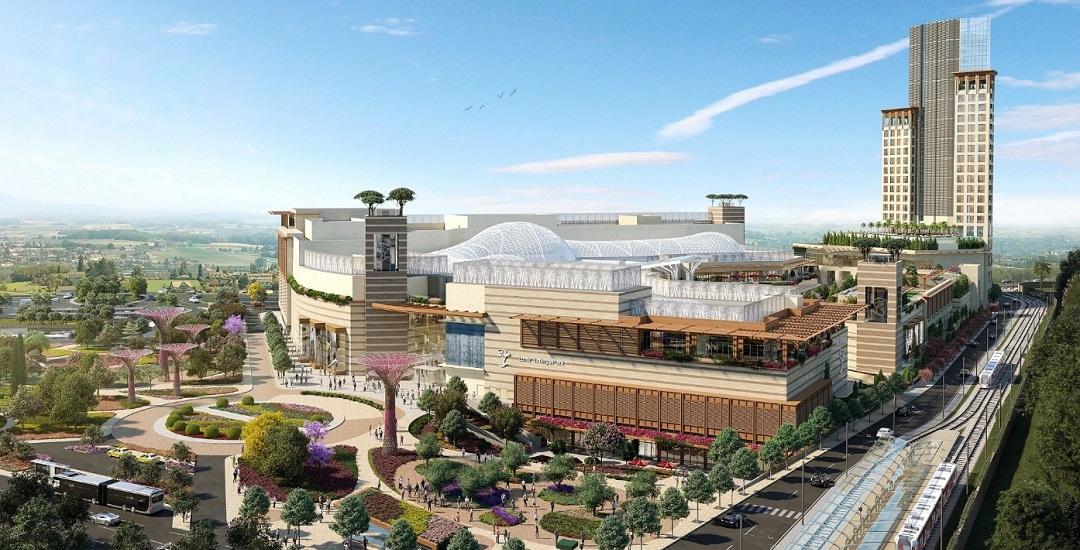 İzmir İstinye Park AVM Mayıs 2020'de Açılacak