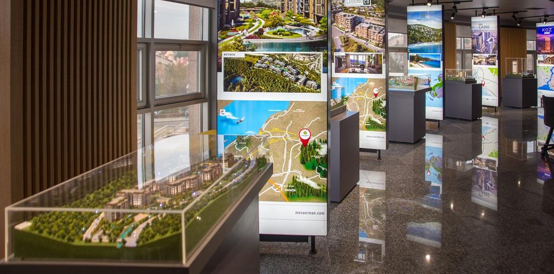 MESA İstanbul Ve Bodrum Projeleri Başkentte Tanıtılacak