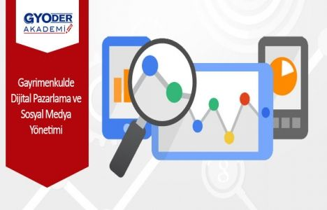 Gayrimenkulde Dijital Pazarlama Eğitimi 26 Ocak'ta!