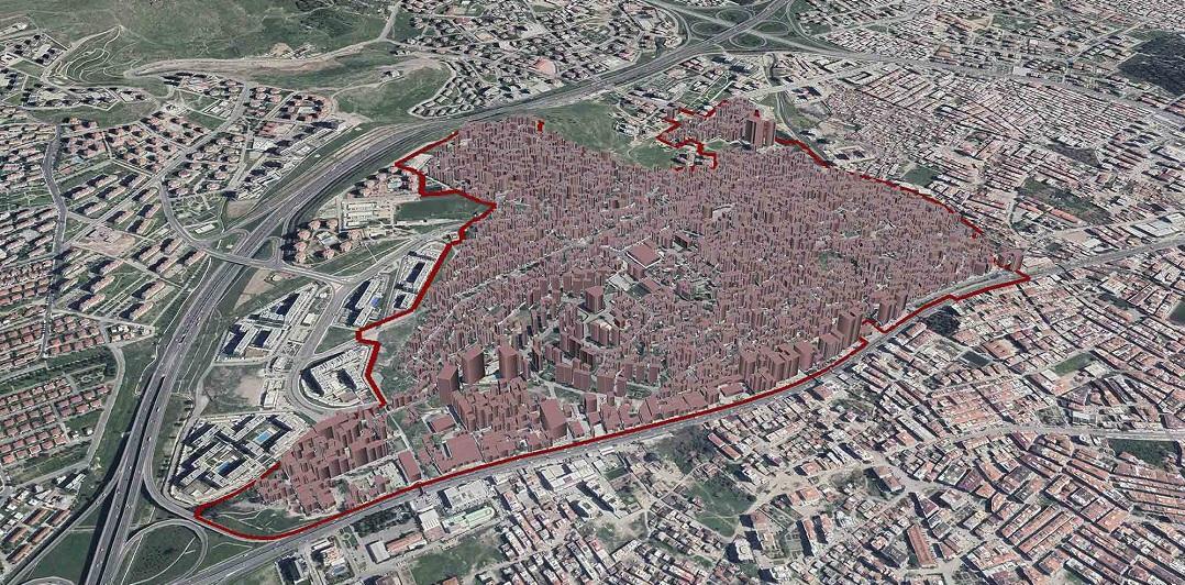 Cumhuriyet, Örnekköy ve İnönü'nün Yeni İmar Planları Masaya Yatırıldı