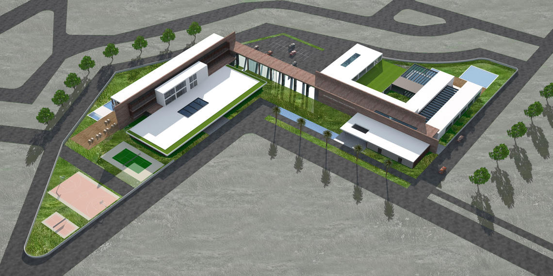 Seferihisar'a 17 Milyonluk Dev Termal Sağlık Merkezi