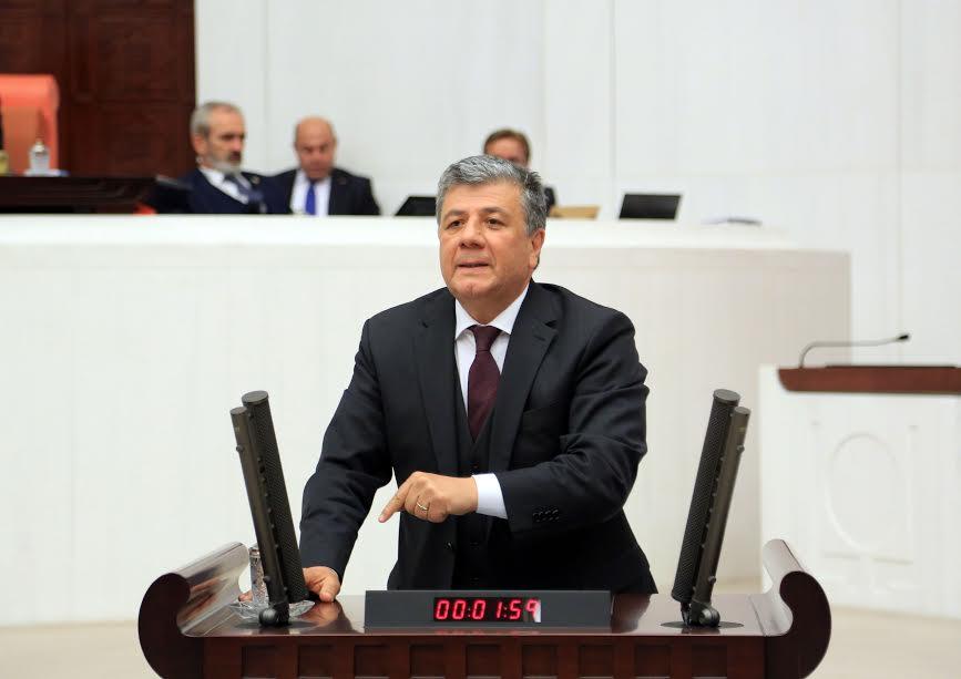 İzmir'deki Arazi Toplulaştırma Mağduriyeti Meclise Taşındı