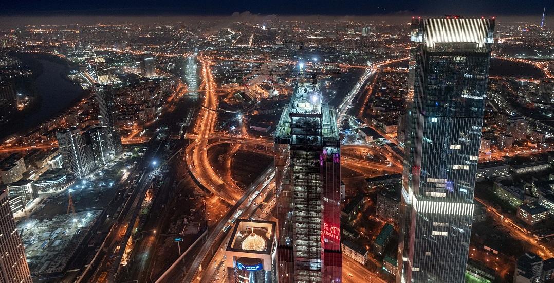 Rönesans'ın Rusya'da İnşa Ettiği Neva Towers'ta Ofis Katları Satıldı
