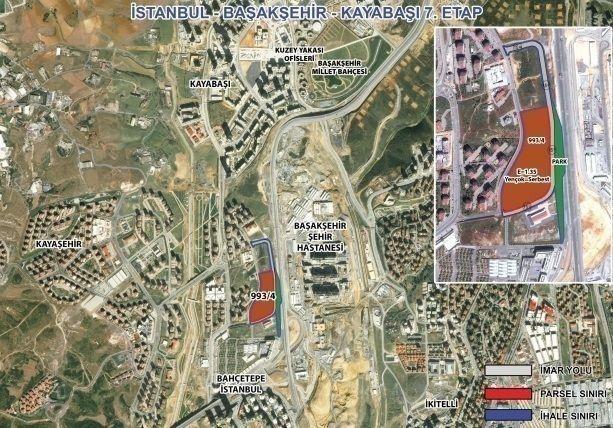 Fuzul Grup Başakşehir Kayabaşı 7. Etap Projesine Başlıyor