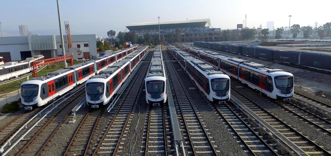 Karabağlar Metrosu'nun Projesi 2020'de Tamamlanıyor