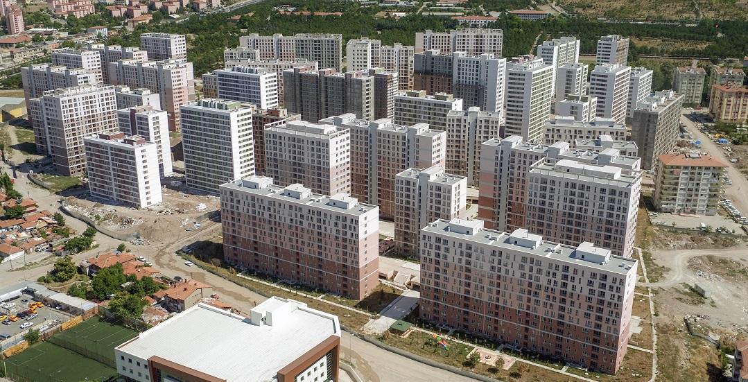 TOKİ Mamak Anayurt ve Gülseren Kentsel Dönüşüm Projesi Başlıyor