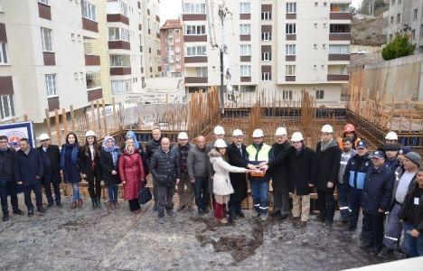 Çamlık Toplu Konut Projesi'nin Temeli Atıldı!