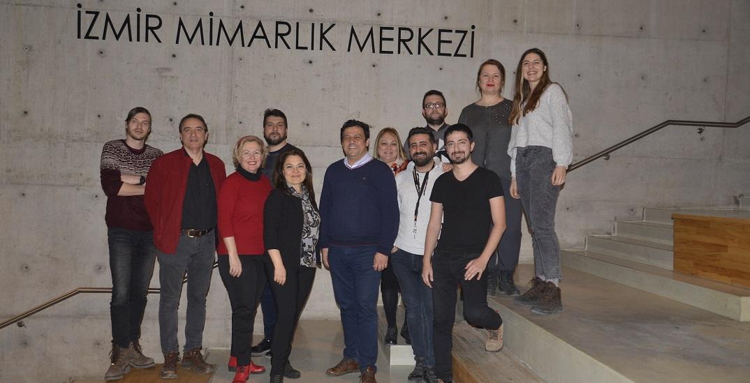 İzmir Mimarlar Odası'nda Değişim Başladı