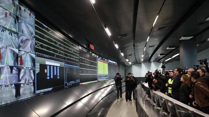 Mecidiyeköy-Mahmutbey Metro Hattı 19 Mayısta Açılacak