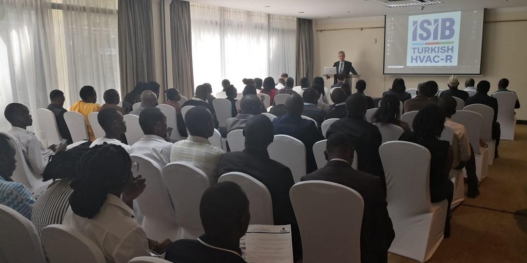 Türk İklimlendirme Sektörü Kenya'da 300 Firma ile Buluştu