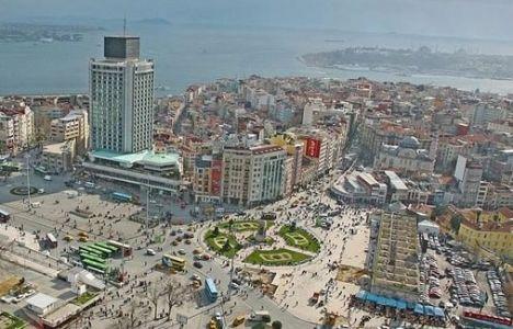 Taksim'de Sahibinden 15.5 Milyon Dolara Satılık Bina!