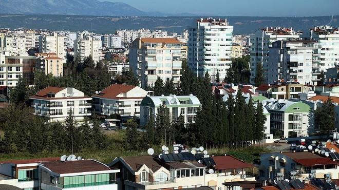 İzmir'de 2016 yılında 81 Bin Konut Satıldı