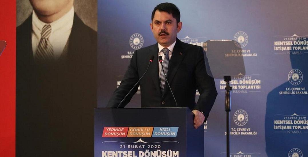 Kentsel Dönüşüm İçin Yeni Komisyon Kurulacak