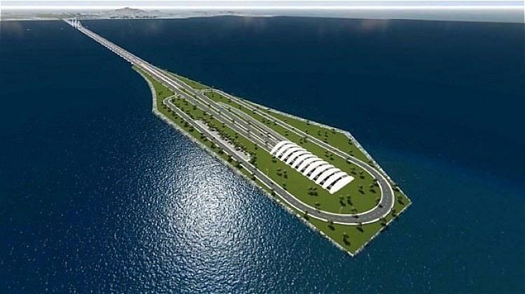 İzmir Körfez Geçiş Projesinin Etüt Projesi Tamamlandı