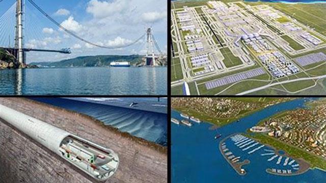 Vatandaşlar Mega Projelere Ortak Olabilecek