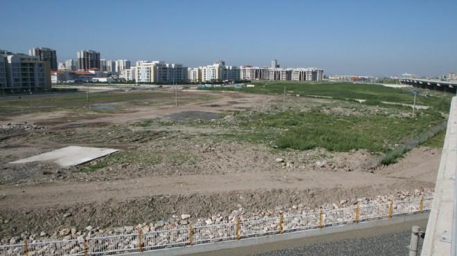 Mavişehir'deki 100 Dönüm Araziye Ne Yapılacağı Belli Oldu