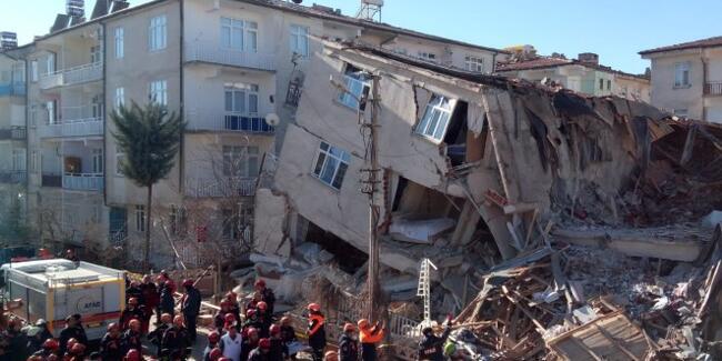 Elazığ'da Depremzedelere 3 Milyon TL Kira Yardımı Yapıldı