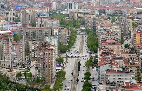 Konya'da Aralık 2016'da 3 Bin 487 Konut Satıldı!