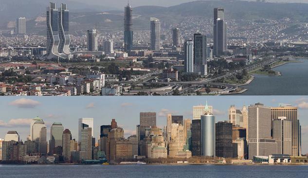 Niyazi Gültekin Yazdı: İzmir 'Manhattan' Olabilir mi?