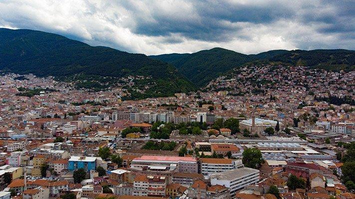 Bursa'da İmar Çalıştayı Düzenlendi