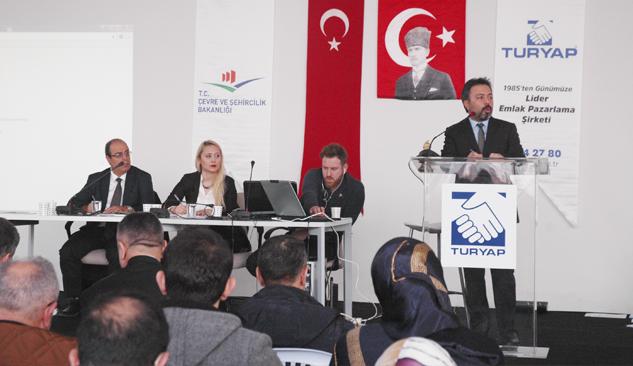 Turyap, TOKİ'nin 197 İşyeri ve 15 Konutu İçin 9 Şubat'ta Teklif Alacak