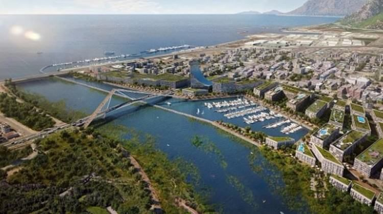 Kanal İstanbul Yakında İhaleye Çıkıyor