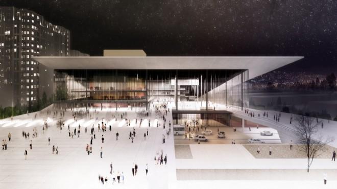İzmir Opera Binası İhalesi Tekrarlanacak