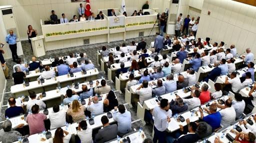 İzmir Büyükşehir Belediye Meclisinde İmar Tartışması