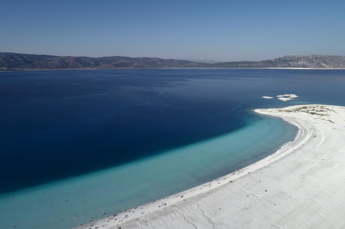 TOKİ'den Salda Gölü Açıklaması