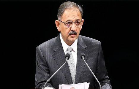Mehmet Özhaseki: Tüm Riskli Yapılar Elden Geçirilecek!