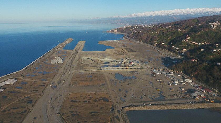 Rize-Artvin Havalimanı 29 Ekim 2020'de Açılacak