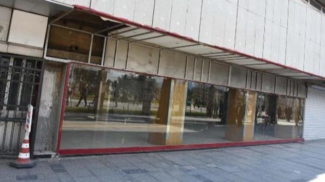 Konak'ta 200 Metrekarelik Dükkana Aylık 145 Bin TL Kira