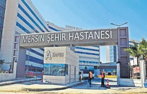 Mersin Şehir Hastanesi'nde Geri Sayım Başladı!