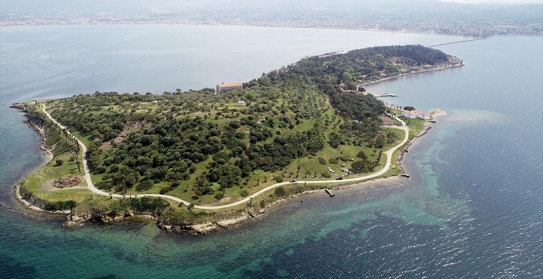 Urla Karantina Adası Yeniden Gündemde!